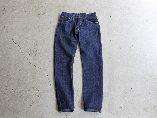 orSlow IVY FIT JEANS - One Wash - Strato