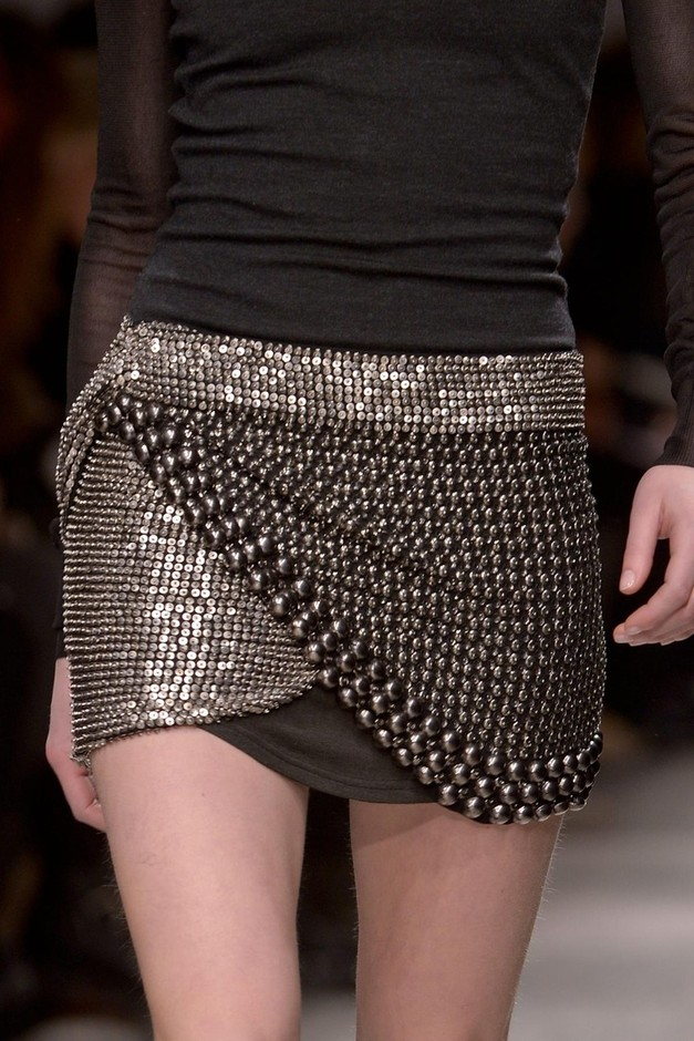Embellished skirts. Isabel Marant Fall 2013 RTW Collection   My Style