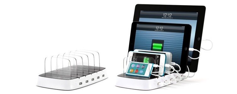 iPad Charging Station | Multiple iPad Charger | Griffin Technology