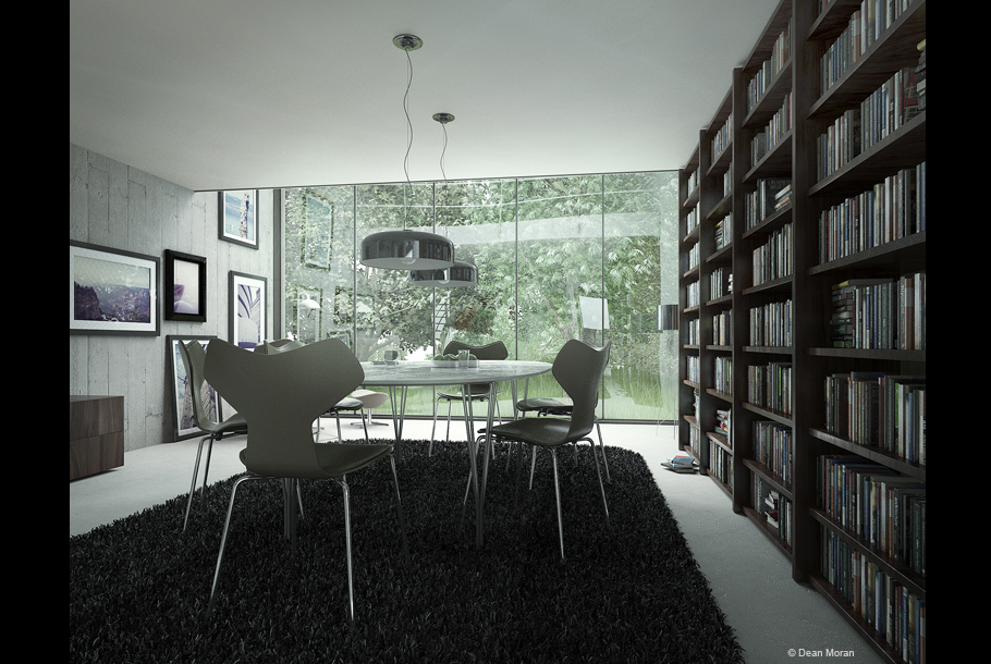 DMOO - architectural visualisation
