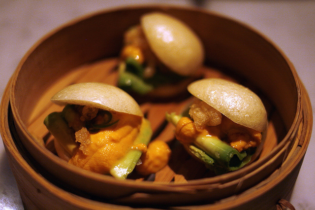 Sea Urchin Sandwiches | Flickr - Photo Sharing!