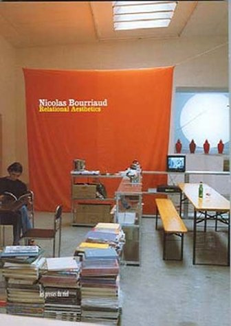 Amazon.co.jp: Relational Aesthetics: Nicolas Bourriaud: 洋書