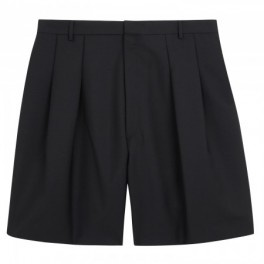 Givenchy Wool And Mohair Blend Shorts Men BLACK S453340 cheap - straightjeanswomensale.info