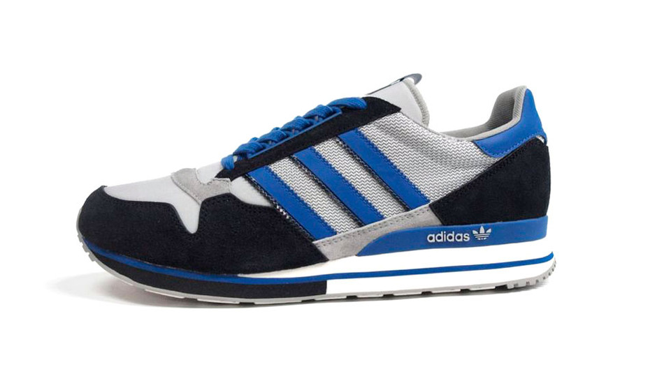ZX 500 OG 「QUOTE」 「YOUR STORY」 GRY/BLU/BLK アディダス adidas | ミタスニーカーズ|ナイキ・ニューバランス スニーカー 通販