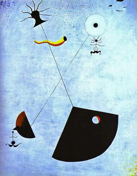 It's About Time: The Evolution of Spanish Surrealist Painter Joan Miro 1893-1983