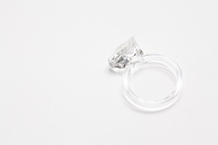 cullet Glass ring CJR-1T