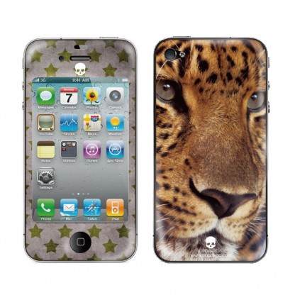 BAGALVGA PANTHER【iPhone4/4S専用Gizmobies】