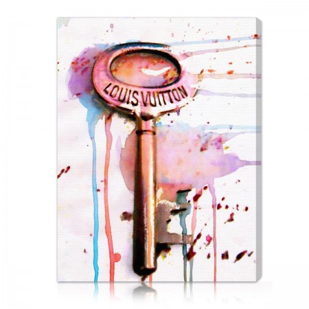The Key — The Oliver Gal Artist Co.