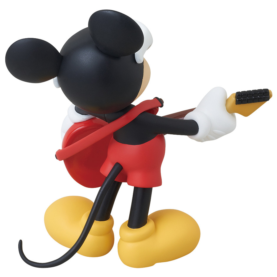 MEDICOM TOY - VCD MICKEY MOUSE (GRUNGE ROCK Ver.)