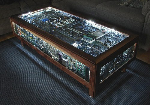 Computer Board Table | Projects | Gear