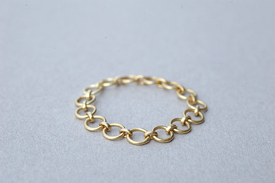 Round Chain Ring - SOURCE objects
