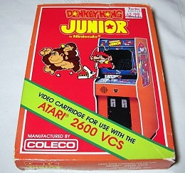 Donkey Kong Jr., Coleco (Complete in Box), Not Exist, Buy USA Products Rinkya Stores