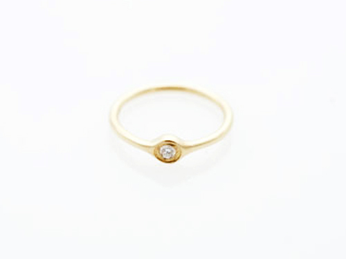 Ball grain ring(himie) - GALERIE MAISONIE