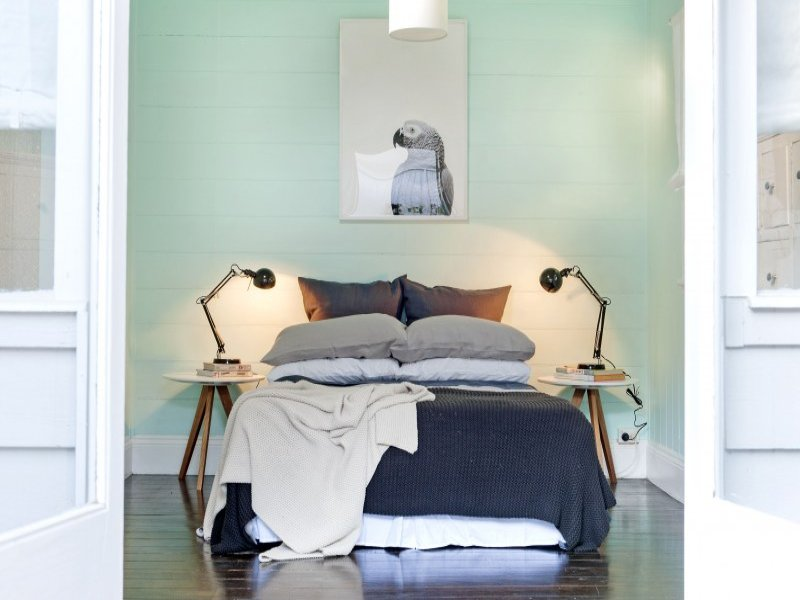 Oh no! I'm still in bed. More of Jo's favourite bedrooms of2014 - desire to inspire - desiretoinspire.net