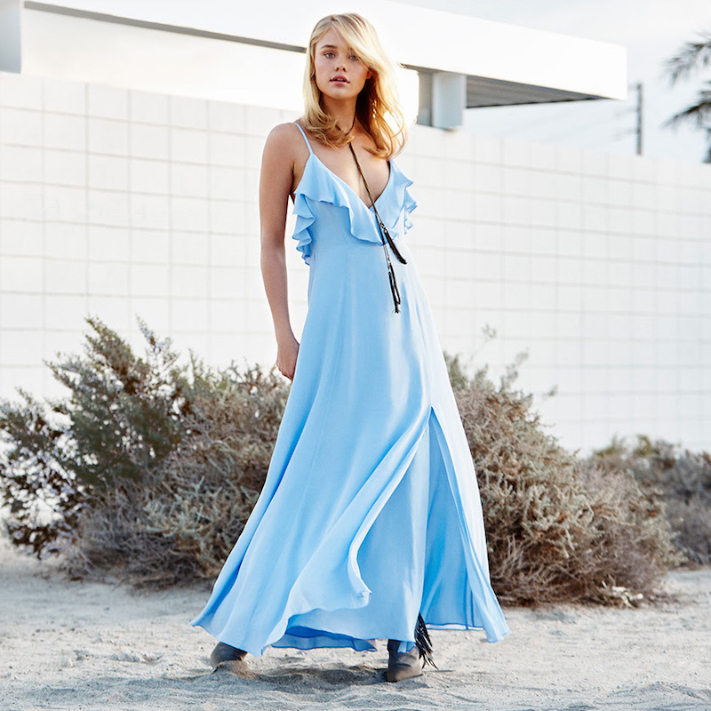Pretty Lil' Things: Spring 2016 Lookbook at REVOLVE – NAWO