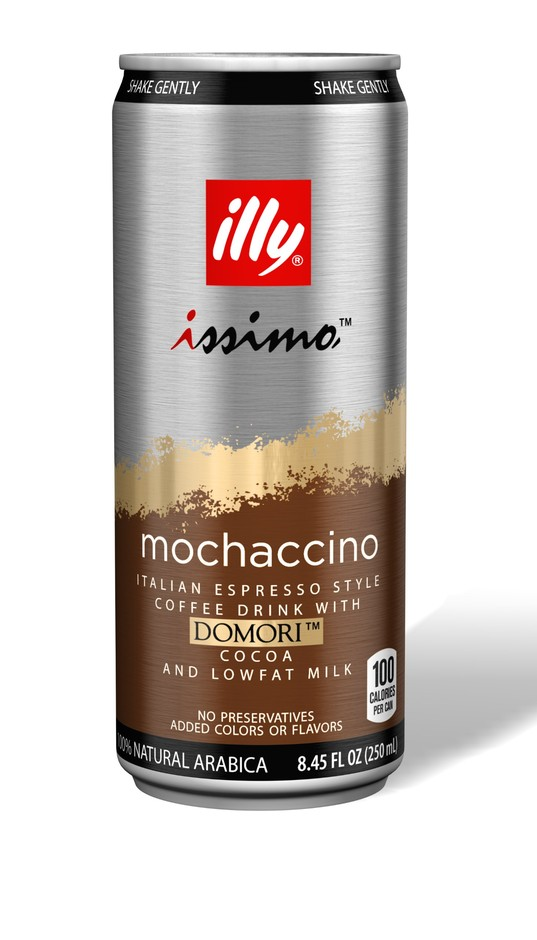 illy issimo Coffee Drink, Mochaccino, 8.45-Ounces Cans (Pack of 12): Amazon.com: Grocery & Gourmet Food