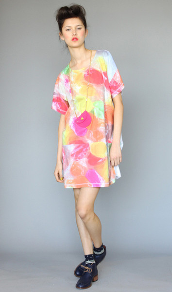 Karen Walker | One Size Tee Dress Lollies