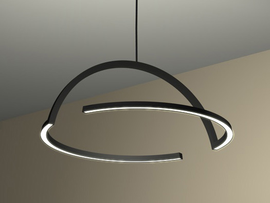 2d led pendant lamp by ding3000 sumally 2d led pendant lamp by ding3000 mozeypictures Choice Image