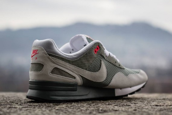 Nike : Air Pegasus '89 Mica GreenLight Base GreyDark