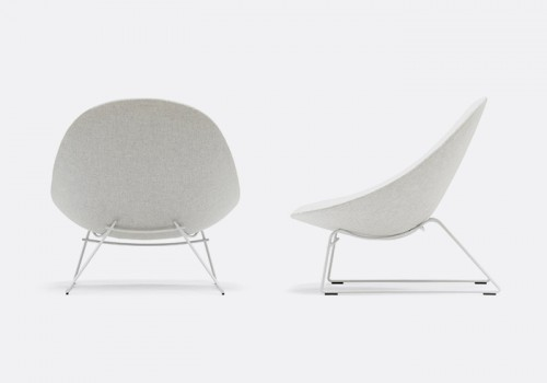 Modern Furniture : Mute Chair by Mike & Maaike for Council Design | Interior Design Blog - Interior Design Ideas, Tips & Inspiration