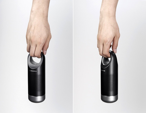 AP-0111LC (Portable Air Purifier) | Industrial Designers Society of America - IDSA