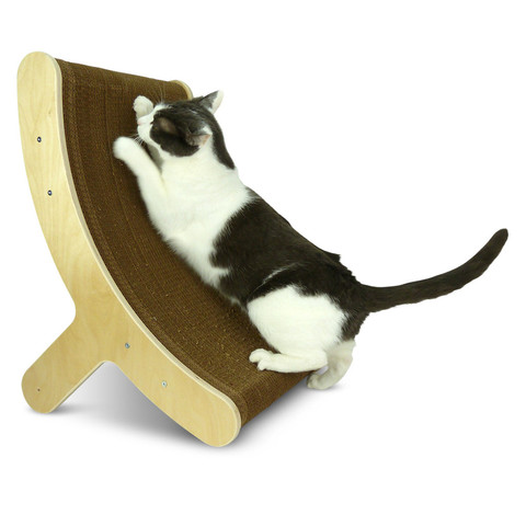 Hepper Itch Cat Scratcher (cat, Hepper, modern, modern pet, pet, scratch) | Scratchers | Hepper