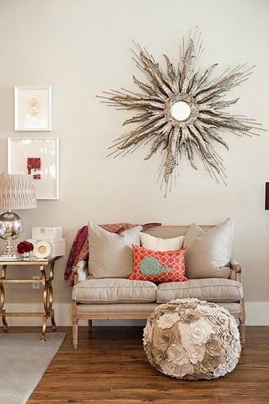 Get The Look: Moroccan Pouf | For Chic Sake