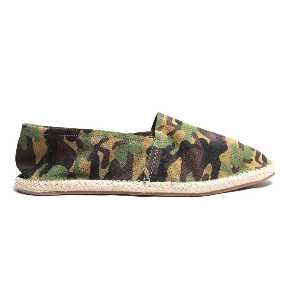 Mens Camouflage Espadrilles - View All Products
