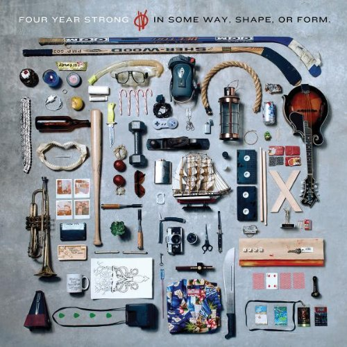 Amazon.co.jp: In Some Way Shape Or Form: Four Year Strong: 音楽