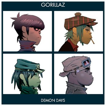 Amazon.co.jp: Demon Days: Gorillaz: 音楽