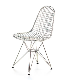 DKR Wire Chair (miniature):デザイナーズ家具・インテリアの通販 hhstyle.com