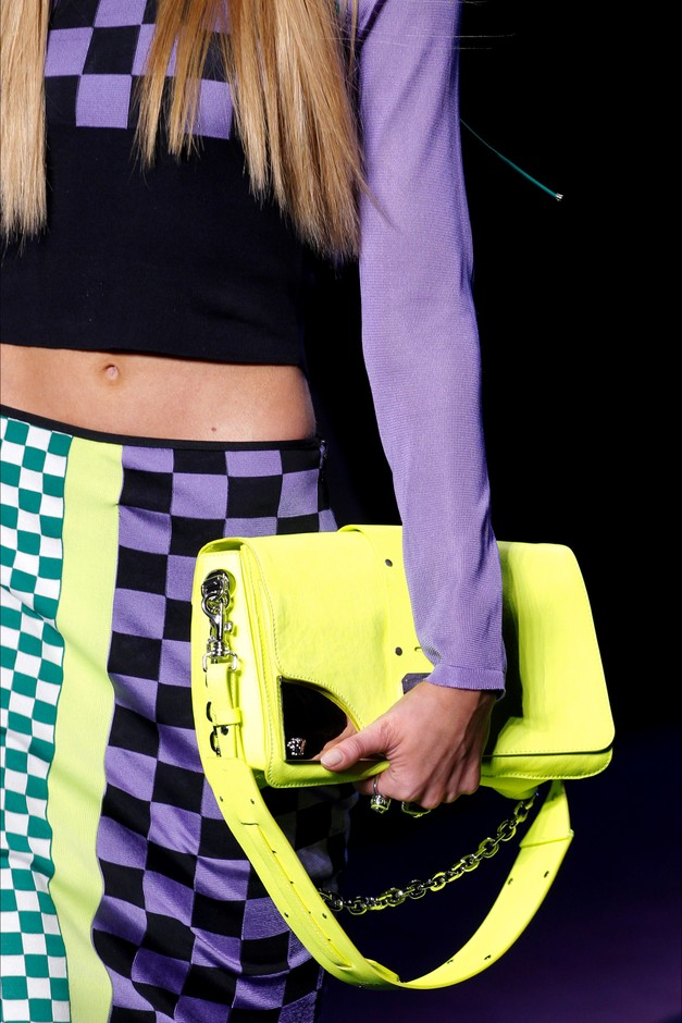 Versace Milano - Spring Summer 2017 Ready-To-Wear - Shows - Vogue.it