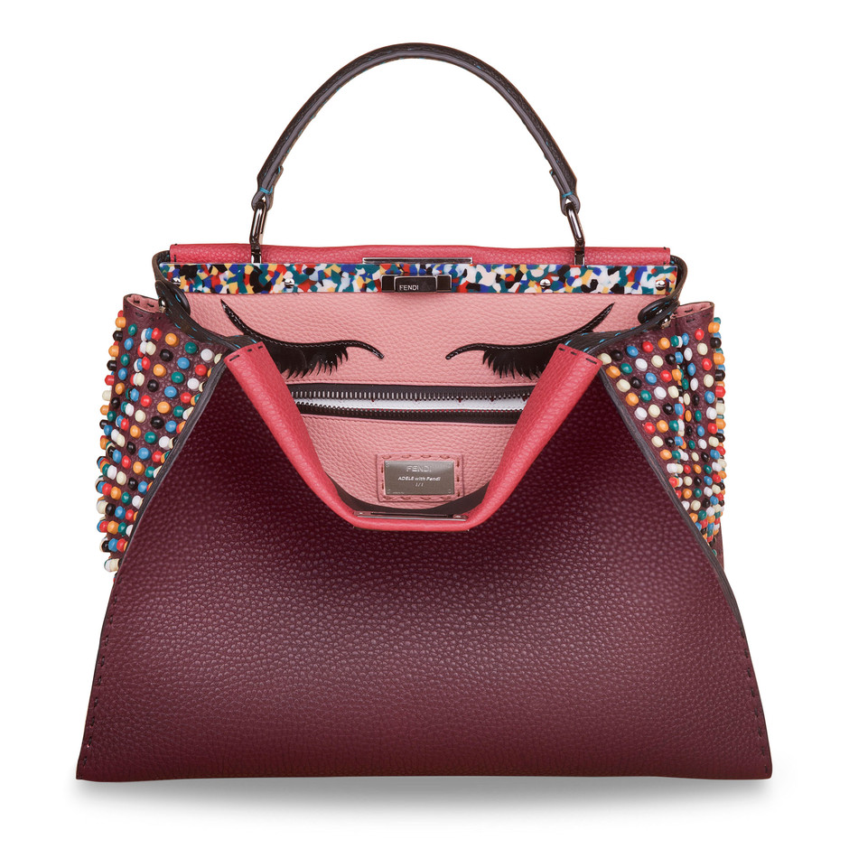 Fendi's Fashionable Friends Customize Bags for Charity | W Magazine