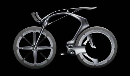 Peugeot B1K Bicycle Concept