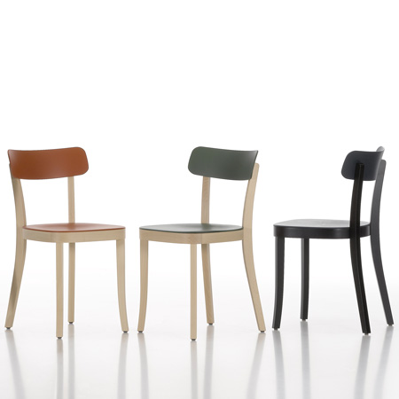 vitra basel chair by jasper morrison sumally. Black Bedroom Furniture Sets. Home Design Ideas