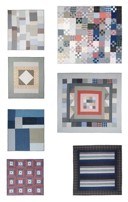 A.P.C quilts | textile and terrain