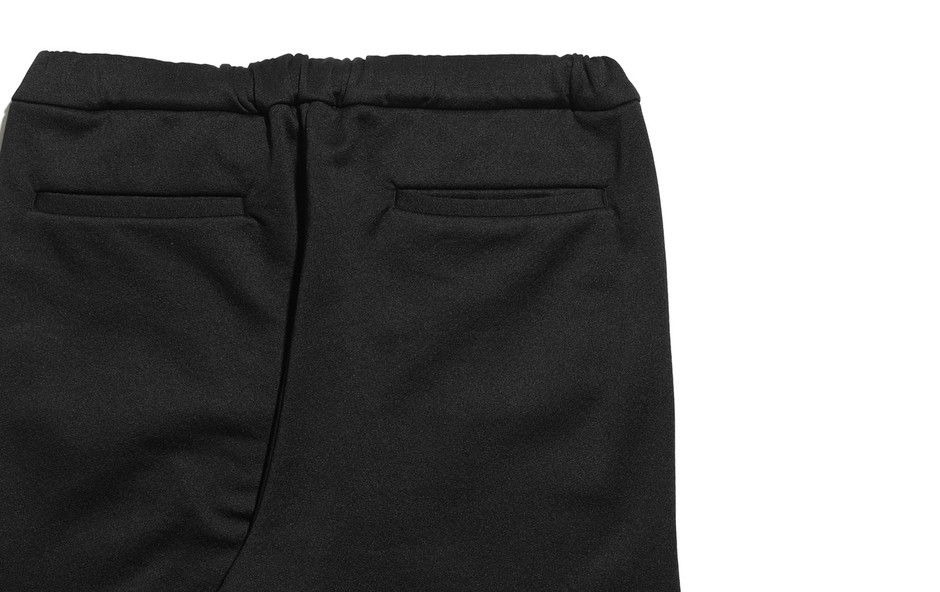 Timeless Tapered Pants-Black