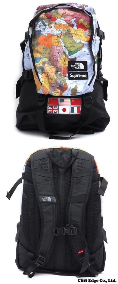 【楽天市場】SUPREME x THE NORTH FACE Expedition Medium Day Pack Backpack (バックパック) MAP 276-000190-019+【新品】【smtb-TD】【yokohama】:Cliff Edge
