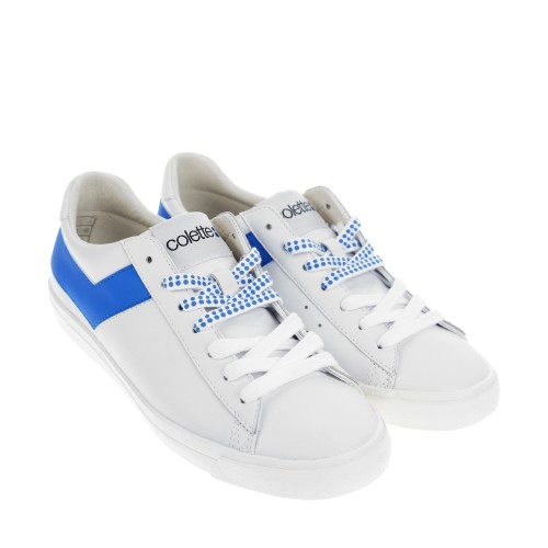 colette PONY X COLETTE Topstar Leather low