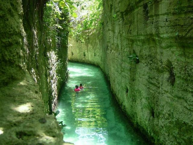 Discover The Underground Rivers At Xcaret In The Mayan Riviera In Mexico | blurppy