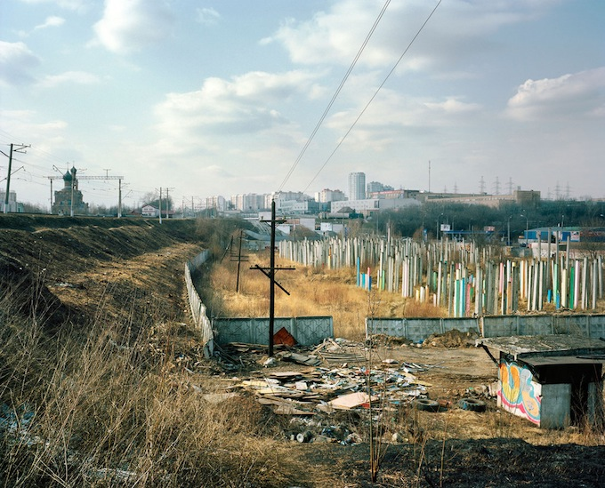 Sunbathing in the Suburbs: Q&A with Alexander Gronsky | Roads & Kingdoms