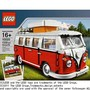 LEGO VW Camper Van | Design Milk