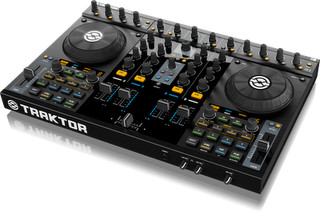 News: Native Instruments: TRAKTOR KONTROL S4 now Available in Stores Worldwide | Harmony Central