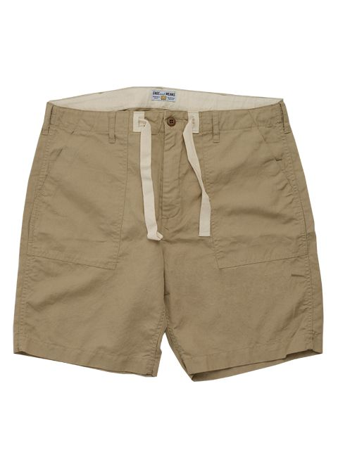 ENDS and MEANS Baker Shorts | DOCKLANDS Store