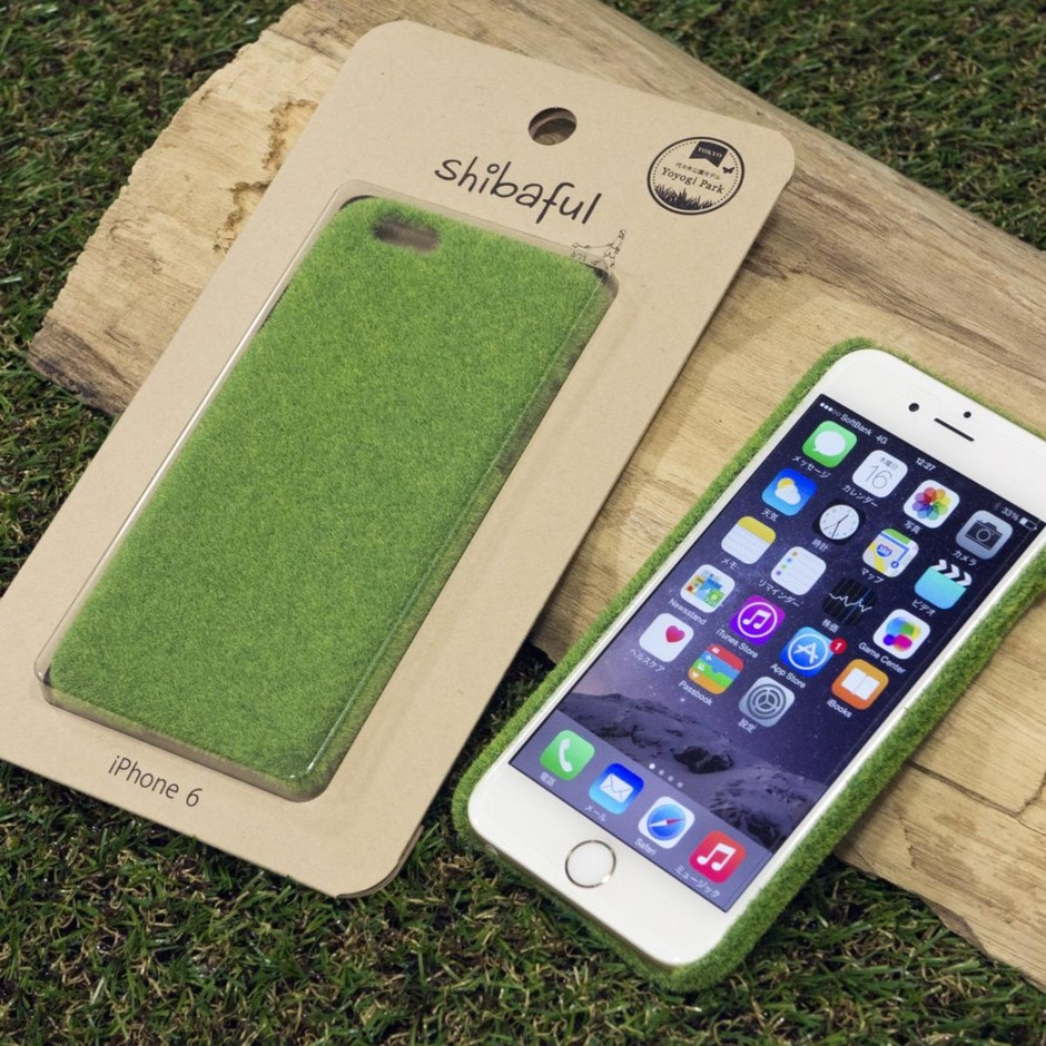 "Shibaful(シバフル)|""芝生""のiPhone6/6s用ケース - エージーリミテッド 公式通販サイト Ag Apartment Store"