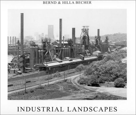 Amazon.co.jp: Industrial Landscapes: Bernd Becher, Hilla Becher: 洋書