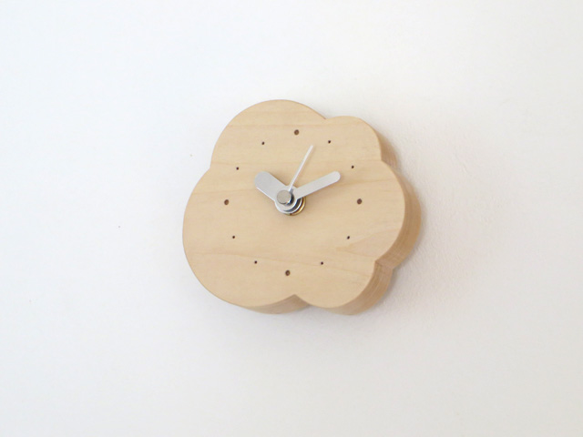 kamakura terrace - clock | small cloud