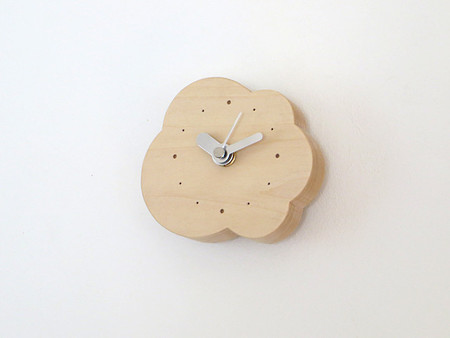 clock | small cloud