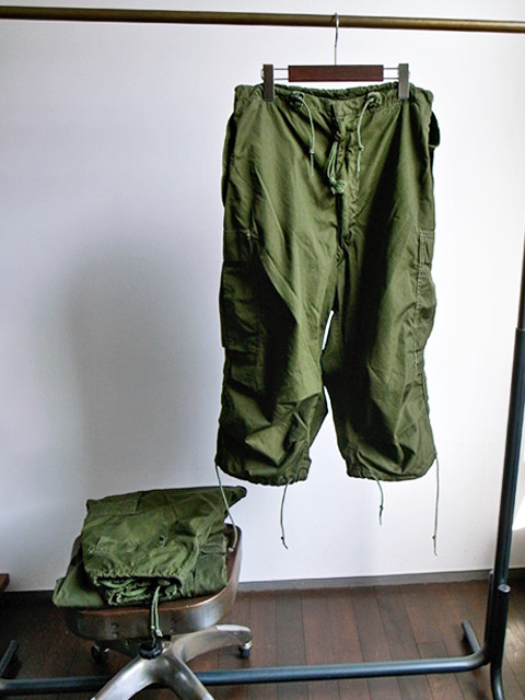 Rebuild by Needles Military Short : 山口ストアー(大阪農林会館ビル410号室)