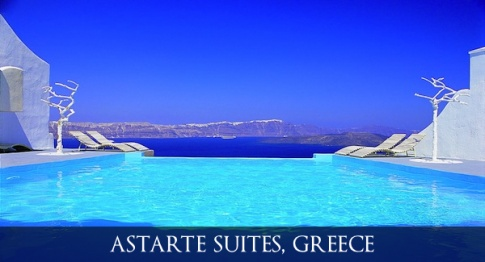 Astarte Suites (santorini) on Pinterest